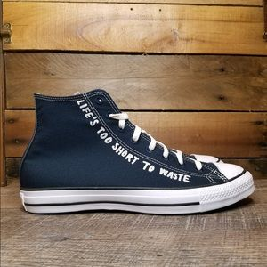 NEW Renew Canvas Chuck Taylor All Star Hi Top